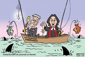 Le bateau et l'amiral
