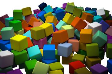 Les cubes énergie d'un homme d'exception!