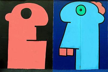 Rébellion : l'avant-garde des artistes