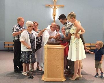 Pourquoi j'ai fait baptiser mon fils