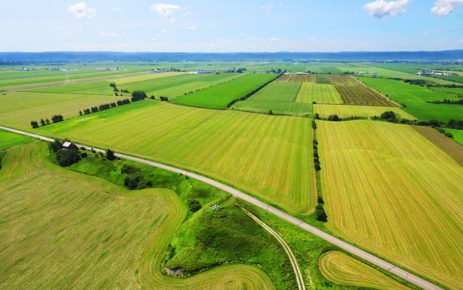 Terres agricoles du Québec
