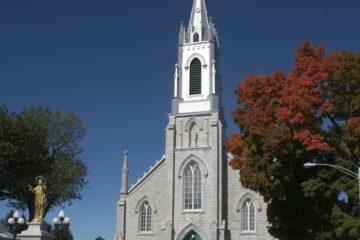 Église à vendre ou à partager?